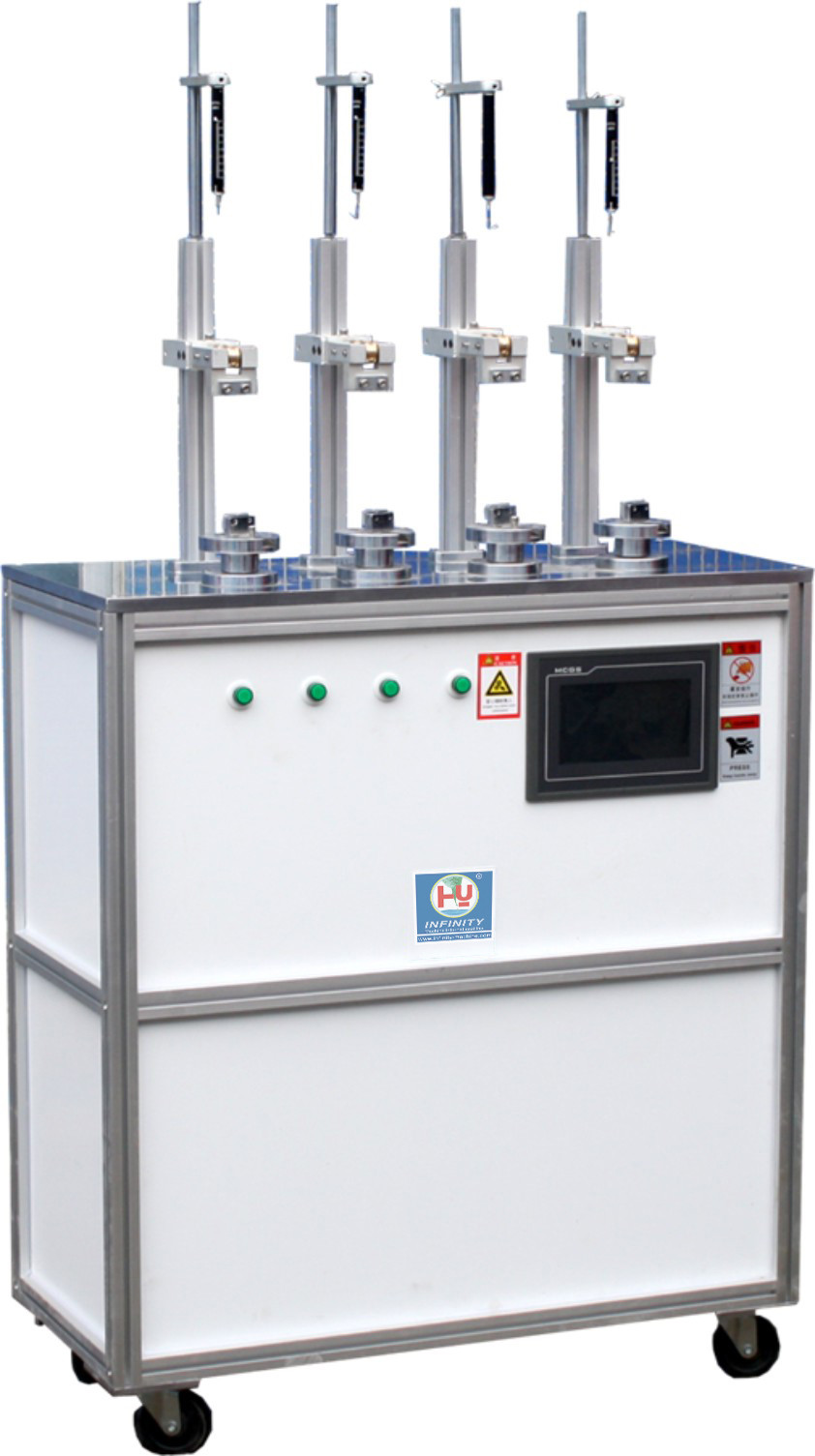 Multi Cord Wire Bending Test Machine Electrical Conductivity Test Short Circuit
