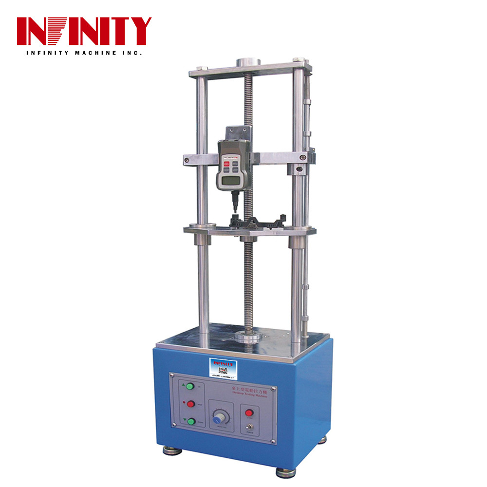 Computerized Universal Tensile Testing Machine For Plastic Leather Strength Test